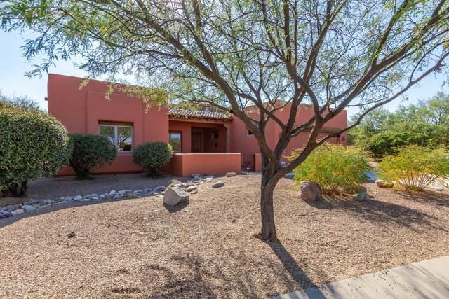 100 Circulo Vespucci, Tubac, AZ 85646 (#22026177) :: Luxury Group - Realty Executives Arizona Properties