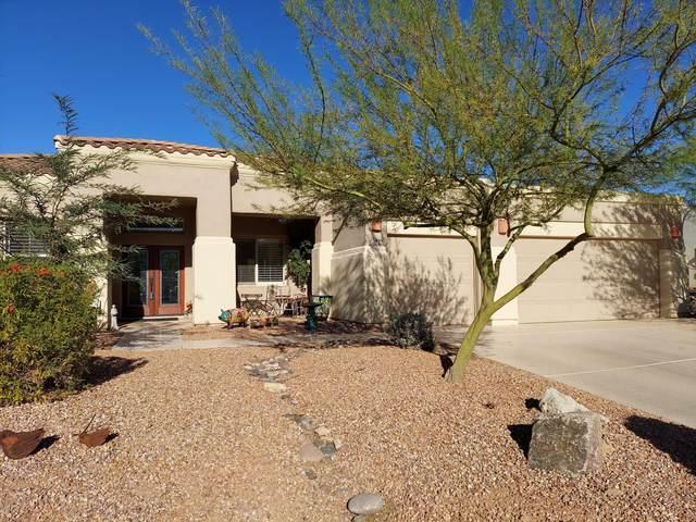 13899 N Eddington Place, Oro Valley, AZ 85755 (#22026222) :: Kino Abrams brokered by Tierra Antigua Realty