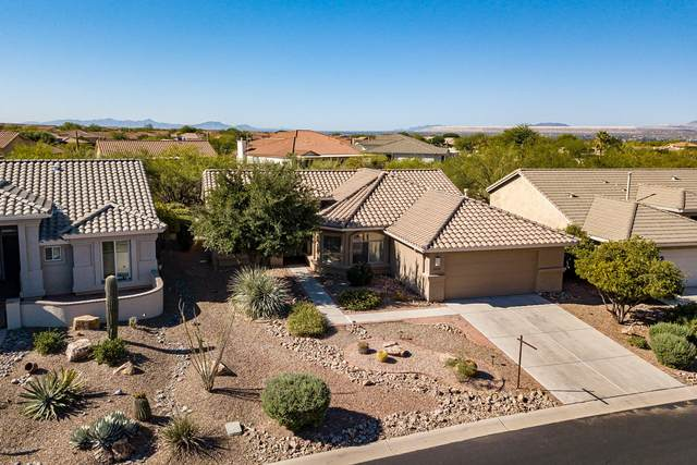 2608 E Sawyer Road, Green Valley, AZ 85614 (#22026231) :: Long Realty - The Vallee Gold Team