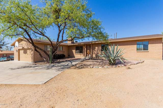 4281 N Luna De Oro Place, Tucson, AZ 85749 (#22026250) :: The Local Real Estate Group | Realty Executives