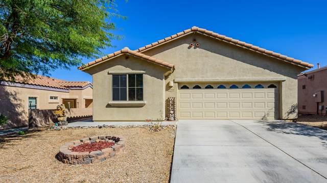 10861 E New Rock Ridge Drive, Vail, AZ 85641 (#22026253) :: Tucson Real Estate Group