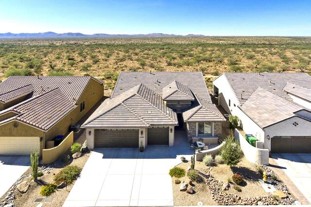 32884 S Cattle Trail, Oracle, AZ 85623 (#22026261) :: Long Realty - The Vallee Gold Team