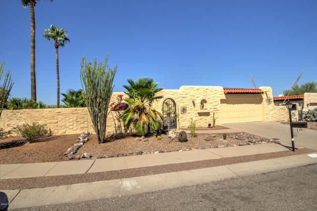 1160 W Circulo Del Norte, Green Valley, AZ 85614 (#22026262) :: The Local Real Estate Group | Realty Executives