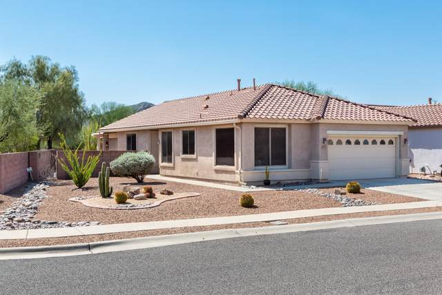 9935 N Scarlet Ranges Lane, Tucson, AZ 85743 (#22026299) :: Kino Abrams brokered by Tierra Antigua Realty