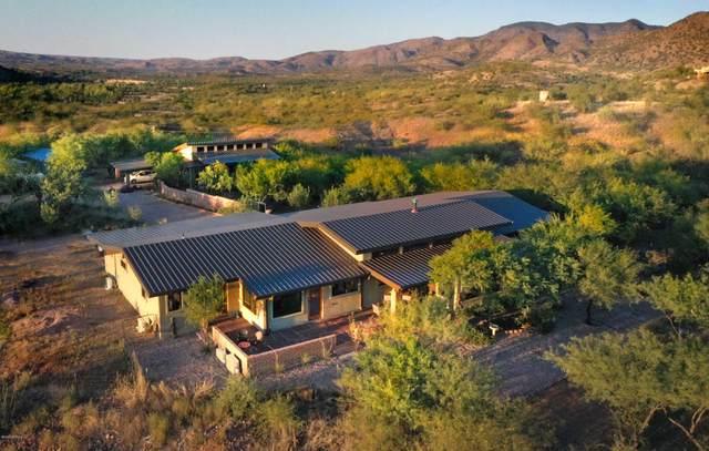 37 San Antonio Road, Patagonia, AZ 85624 (#22026316) :: Tucson Property Executives