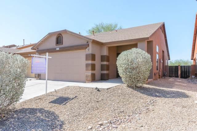 5846 S Avenida Isla Contoy, Tucson, AZ 85706 (#22026322) :: Luxury Group - Realty Executives Arizona Properties