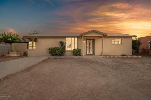 957 W Calle Francita, Tucson, AZ 85706 (#22026326) :: Kino Abrams brokered by Tierra Antigua Realty