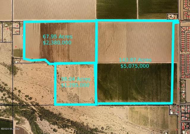 12921 N Sanders Road, Marana, AZ 85653 (#22026344) :: Gateway Partners