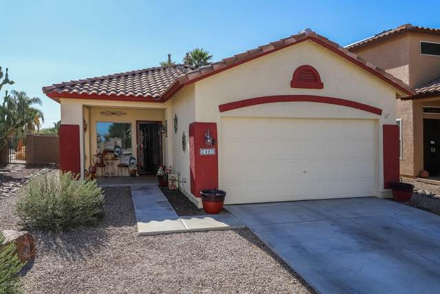 7491 W Long Creek Place, Tucson, AZ 85743 (#22026371) :: Luxury Group - Realty Executives Arizona Properties