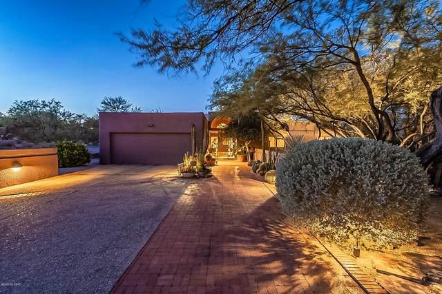 8371 E Brookwood Drive, Tucson, AZ 85750 (#22026383) :: The Josh Berkley Team
