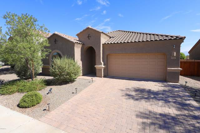 14100 N Gila River Avenue, Marana, AZ 85658 (#22026400) :: Gateway Partners