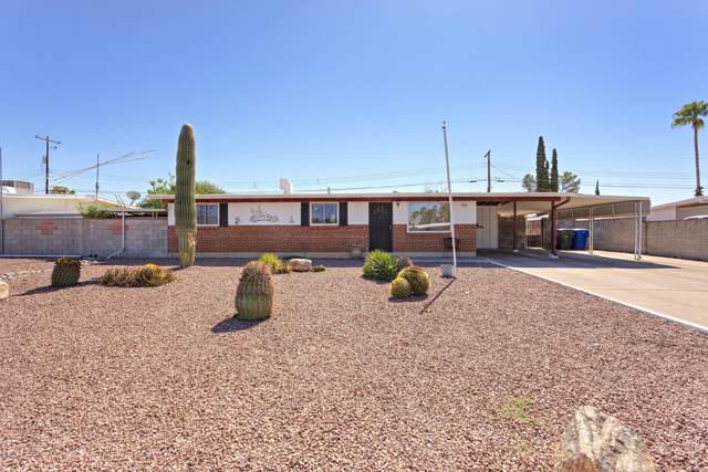 6950 E Calle Neptuno, Tucson, AZ 85710 (#22026408) :: Kino Abrams brokered by Tierra Antigua Realty