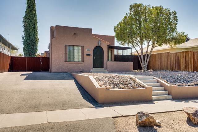 938 E 8Th Street, Tucson, AZ 85719 (#22026419) :: Long Realty - The Vallee Gold Team