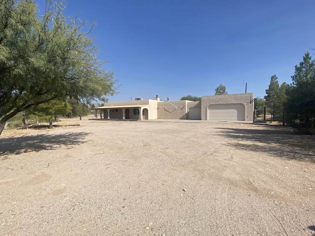 13831 N Watts Lane, Fort Thomas, AZ 85536 (MLS #22026423) :: The Property Partners at eXp Realty