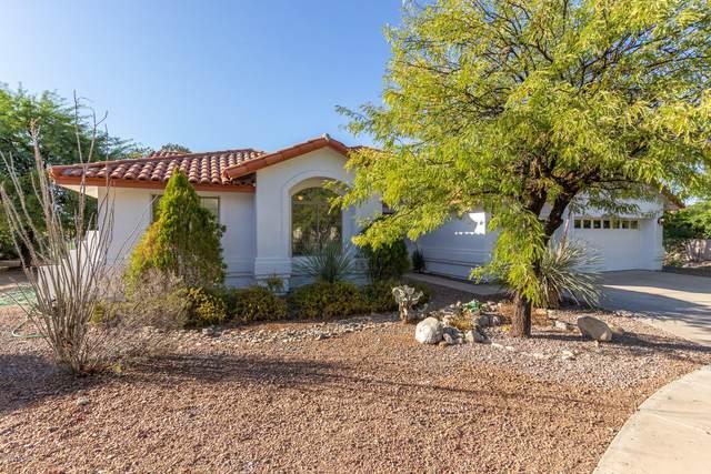 3600 N Sabino Creek Place, Tucson, AZ 85750 (#22026425) :: The Josh Berkley Team