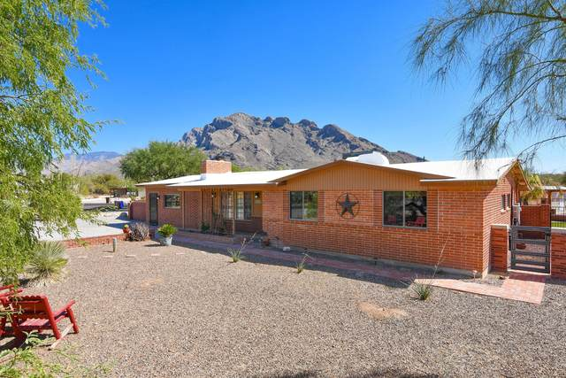 531 W Meadowbrook Place, Oro Valley, AZ 85704 (#22026430) :: Tucson Property Executives