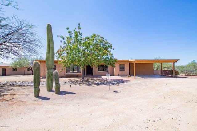 3041 W Sahuaro Divide, Tucson, AZ 85742 (#22026431) :: Luxury Group - Realty Executives Arizona Properties
