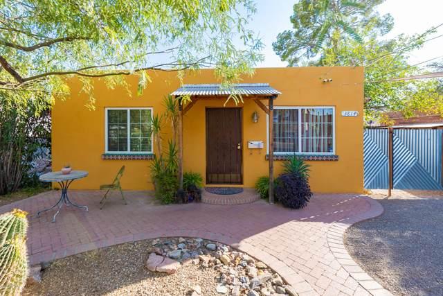 3814 E Fairmount Street, Tucson, AZ 85716 (#22026435) :: Tucson Property Executives