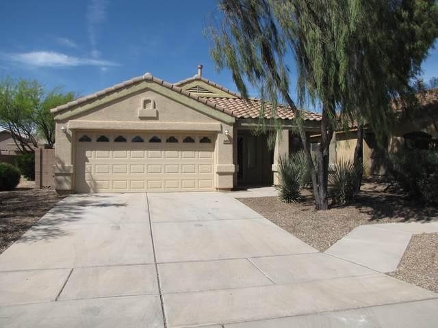 10403 E Rose Hill Street, Tucson, AZ 85747 (#22026439) :: Luxury Group - Realty Executives Arizona Properties