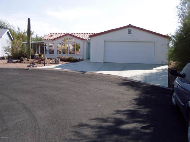 7737 W Platinum Drive, Tucson, AZ 85735 (#22026441) :: Luxury Group - Realty Executives Arizona Properties