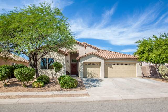 3434 S Desert Lantern Road, Tucson, AZ 85735 (#22026457) :: Luxury Group - Realty Executives Arizona Properties