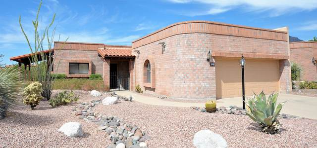 5289 N Via Sempreverde, Tucson, AZ 85750 (#22026466) :: Luxury Group - Realty Executives Arizona Properties