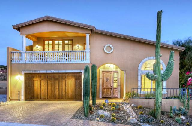 7576 N Viale Di Buona Fortuna, Tucson, AZ 85718 (#22026472) :: Luxury Group - Realty Executives Arizona Properties