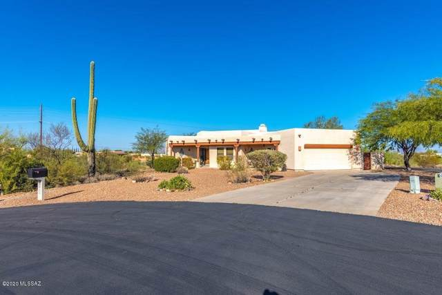 3456 W Whispering Bells Court, Tucson, AZ 85745 (#22026507) :: Long Realty - The Vallee Gold Team
