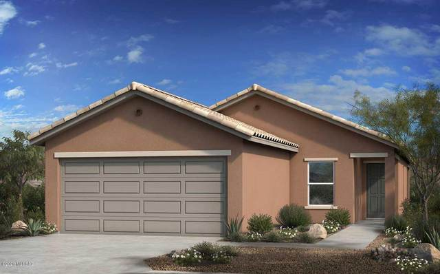 4542 S Sunrise Bluff Way S Lot 116, Tucson, AZ 85730 (#22026522) :: Tucson Property Executives