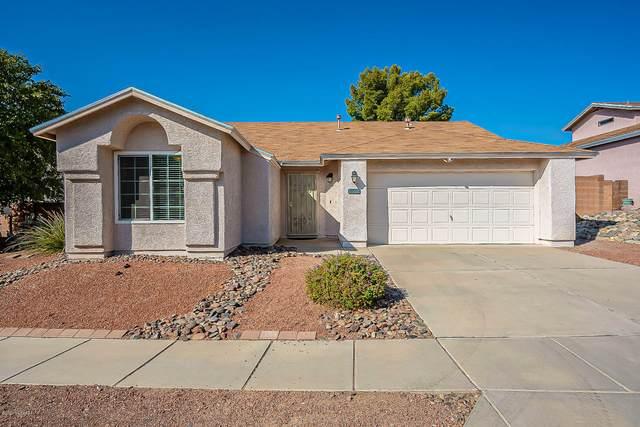 9161 N Eaglestone Loop, Tucson, AZ 85742 (#22026534) :: Long Realty - The Vallee Gold Team