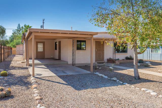 2944 E 20Th Street, Tucson, AZ 85716 (#22026548) :: Gateway Partners