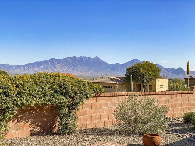 250 N Bluebird Drive, Green Valley, AZ 85614 (#22026579) :: Gateway Partners