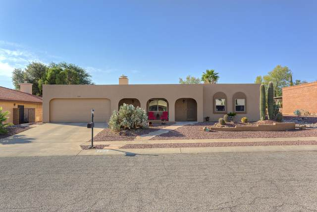 1349 N Paseo De Golf, Green Valley, AZ 85614 (#22026584) :: Gateway Partners