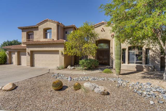 6388 N Pinnacle Ridge Drive, Tucson, AZ 85718 (#22026593) :: Gateway Partners