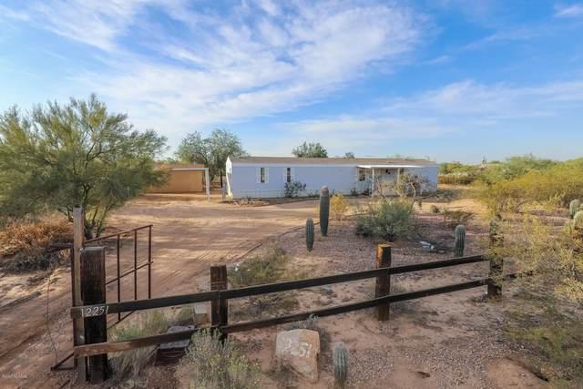 12251 W Cameo Mary Lane, Tucson, AZ 85743 (#22026600) :: The Local Real Estate Group | Realty Executives