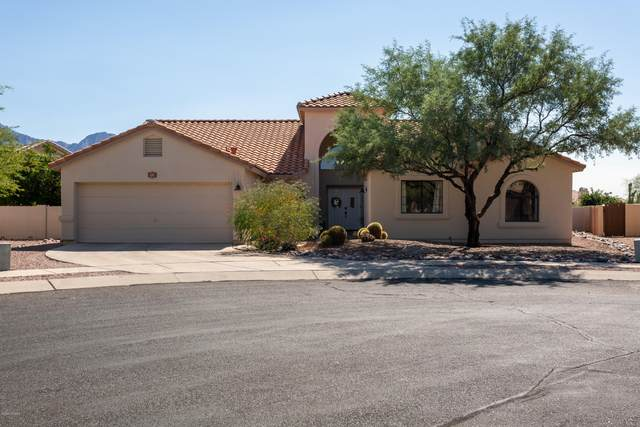 227 W Granite Canyon Place, Oro Valley, AZ 85755 (MLS #22026607) :: The Property Partners at eXp Realty