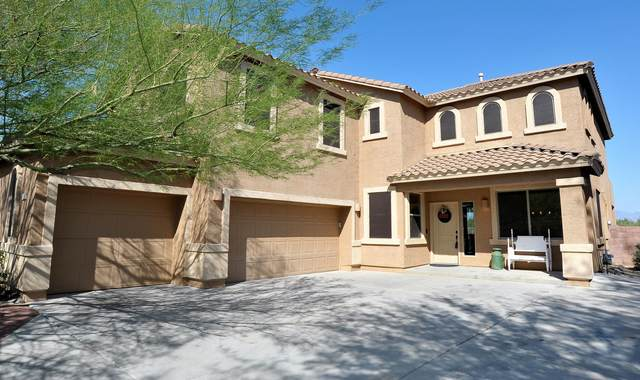 17255 S Golden Sunrise Place, Vail, AZ 85641 (MLS #22026608) :: The Property Partners at eXp Realty