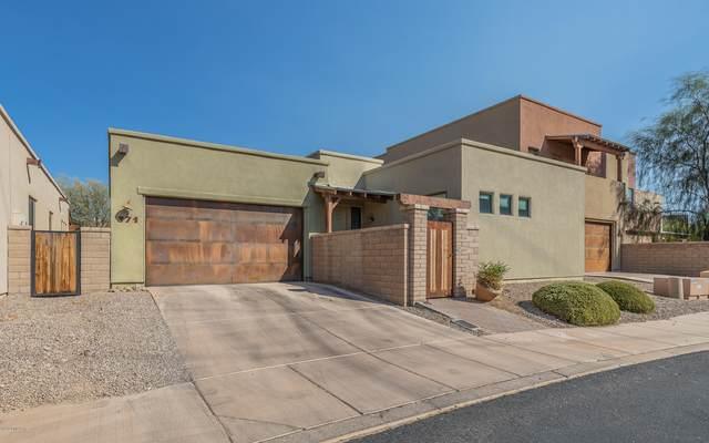 371 E Calderwood Road, Tucson, AZ 85704 (#22026609) :: Long Realty - The Vallee Gold Team
