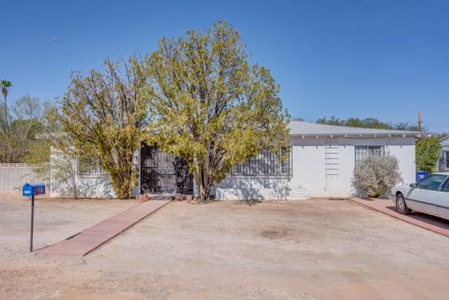 4101 E 4th Street, Tucson, AZ 85711 (#22026614) :: Keller Williams