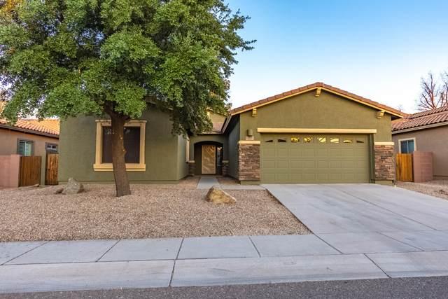 100 N Hayfield Draw Lane, Sahuarita, AZ 85629 (MLS #22026618) :: The Property Partners at eXp Realty