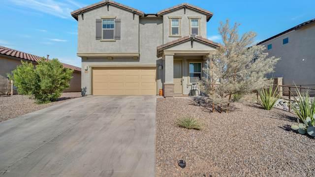 7412 S Via Casa Bonita, Tucson, AZ 85756 (#22026622) :: Long Realty - The Vallee Gold Team