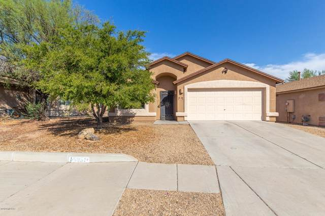 5851 E Chaucers Drive, Tucson, AZ 85756 (#22026624) :: Long Realty - The Vallee Gold Team