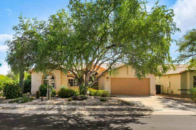 7501 W Summer Sky Drive, Tucson, AZ 85743 (#22026631) :: Kino Abrams brokered by Tierra Antigua Realty