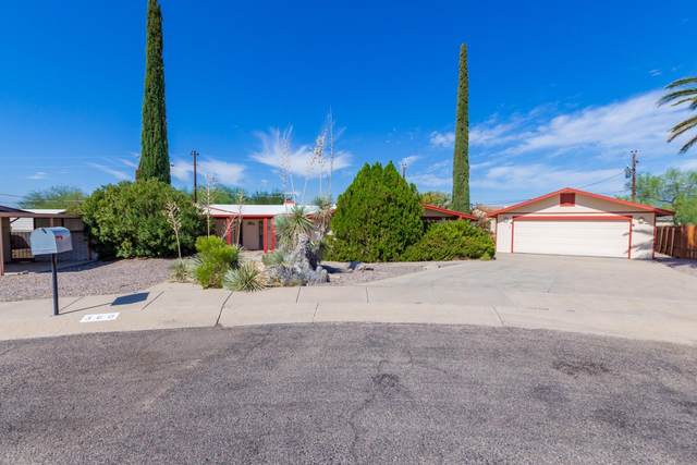360 S Holcomb Place, Vail, AZ 85641 (#22026638) :: Kino Abrams brokered by Tierra Antigua Realty