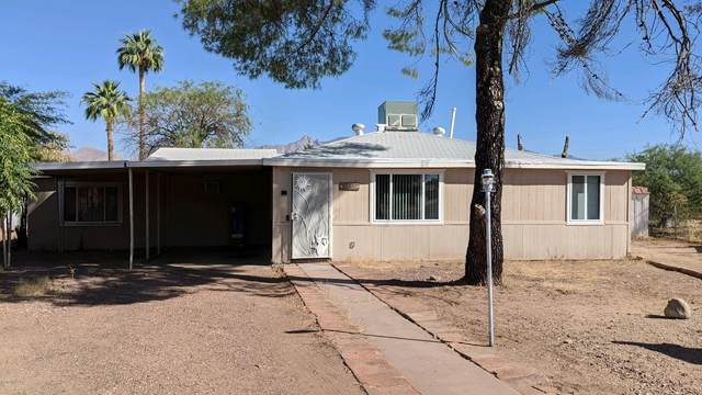 1043 E Simmons Street, Tucson, AZ 85719 (#22026648) :: Long Realty - The Vallee Gold Team