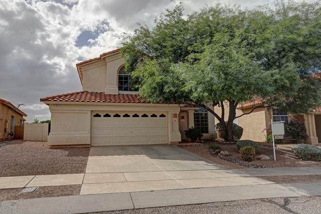 250 S Sonoran Heights, Tucson, AZ 85748 (#22026673) :: Tucson Property Executives