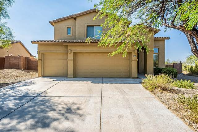 17618 S Purple Crest, Vail, AZ 85641 (#22026680) :: Kino Abrams brokered by Tierra Antigua Realty