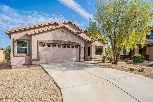 17775 S Vermillion Sunset Drive, Vail, AZ 85641 (#22026690) :: Long Realty - The Vallee Gold Team