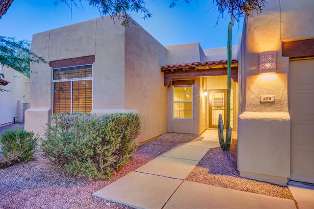 425 E Wine Plum Drive, Tucson, AZ 85704 (#22026695) :: Long Realty - The Vallee Gold Team