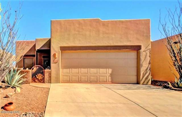 4133 S Golden Lynx Road, Green Valley, AZ 85614 (#22026700) :: Long Realty - The Vallee Gold Team